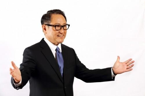 Toyota President Akio Toyoda Honoured as the 2021 World Car Person of the Year