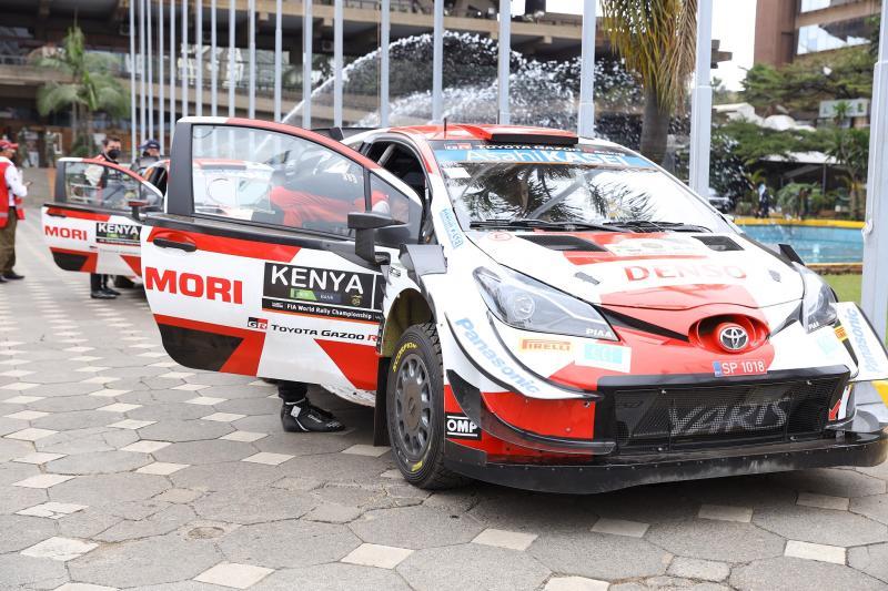 Safari Rally Kenya