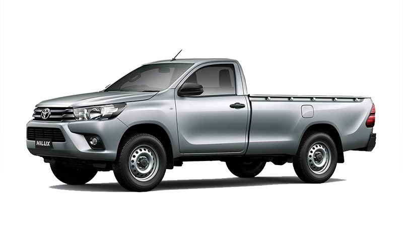 2.4GD Country Single Cab 6-MT 4x2