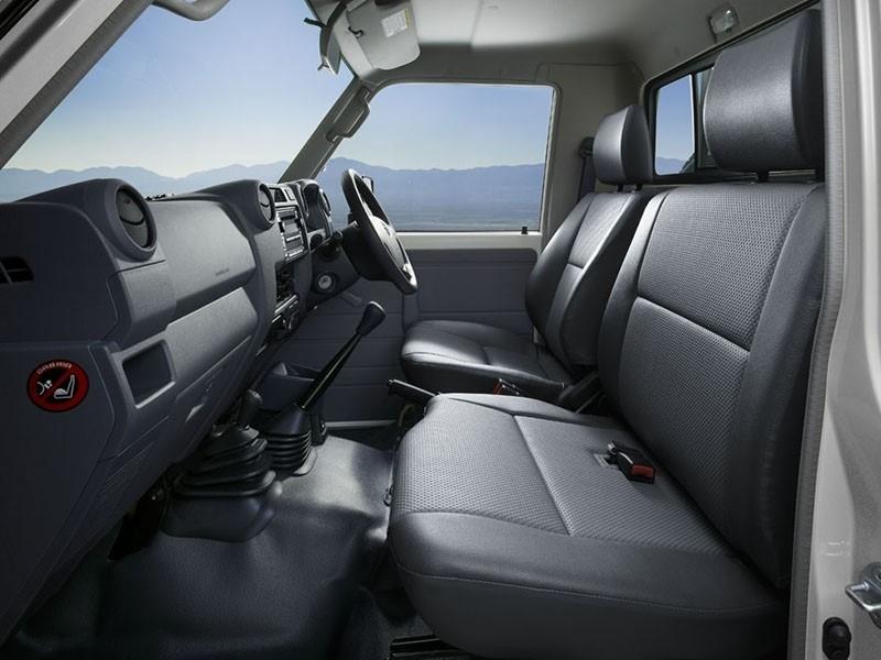 Toyota - Land Cruiser 70