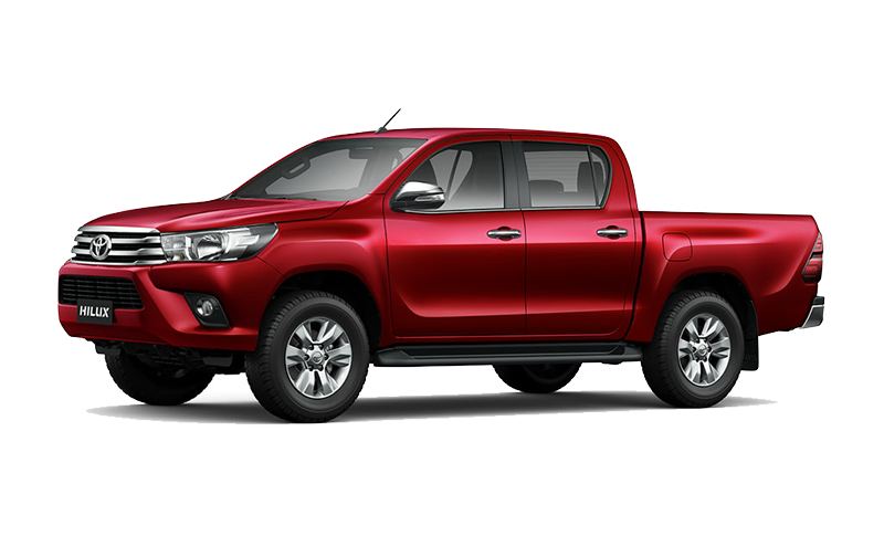 2.4GD Country Double Cab 6-MT4x4