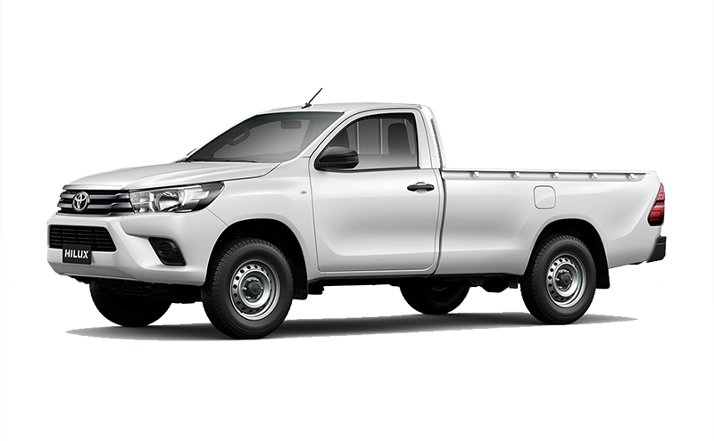 2.4 GD Country Single Cab 6-MT4x4